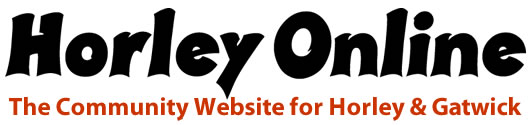 Horley Online, the community website for Horley in Surrey and the Gatwick area